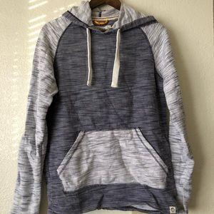 Free Planet Men's Hooded Sweatshirt
